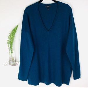 J. Crew Comfy Casual 100%  Merino Wool Sweater (M)